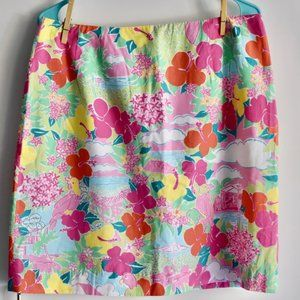 Lilly Pulitzer vintage skirt - size 14, new